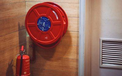 Dicas para manter o sistema de incêndio em funcionamento